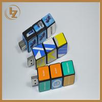 High Speed USB 2.0 Custom LOGO 16GB 32GB 64GB USB Flash Drives/USB Disk