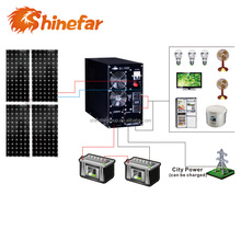 (30w)*3 Light 2000w alibaba china solar energy system unique products from china