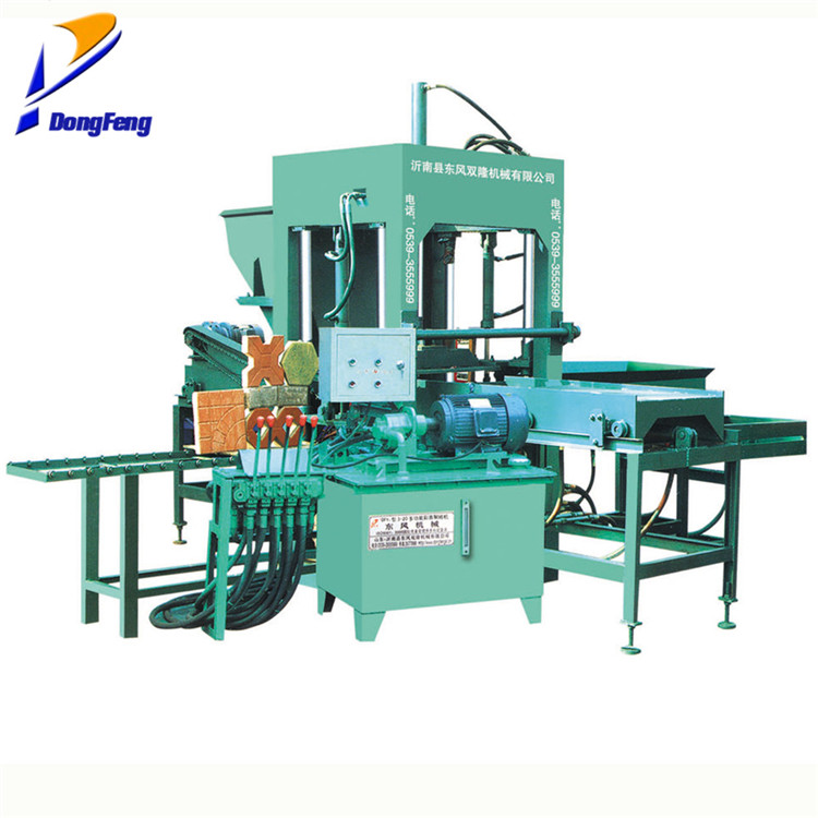 DFY3-20 Color Pavers concrete block making machine / cement pavement block making machine
