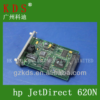 printer spare parts JetDirect J7934A, J7934G 620N EIO Print spares network card