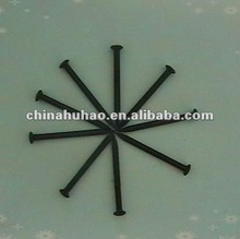 Black Finished Concrete Steel Nails with High-Quality