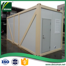DESUMAN in algeria south africa modern trailer container tiny building prefabricated houses