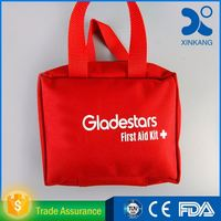China factory roadside emergency auto first aid kit in dubai uae first aid bag in dubai