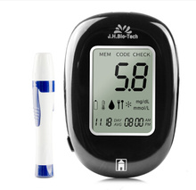 CE approved 0.5microlitre home use device to measure blood sugar