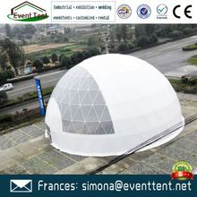 camping waterproof PVC tents canvas dome tents prefabricated house