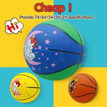 Professional official size custom logo basketballs,different size basketball board