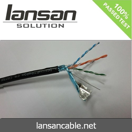 Factory supply 4P UTP LAN Cate5e cable for network cable