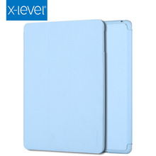 Wholesales 7.9 Inch TPU PC Flip Geniue Leather Case For Ipad 6 Air2