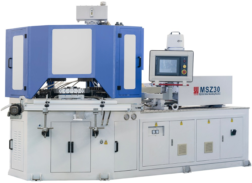 MSZ30 small plastic bottle injection blow molding making machine price