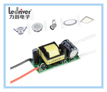 7W LED Driver 300mA AC/DC Single Output Constant Current Power Supply