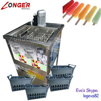 Commercial Popsicle Maker/Ice Pop Making Machine prices