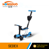4 in1pro scooter / 3 wheels foot kids scooter