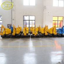 Suzhou Fwulong kids ride on excavator toys for factory direct sale