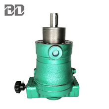 China gold supplier SCY series hydraulic axial manual hand piston oil pump