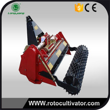 Rotary tiller and rotary tiller spare parts