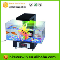 Manufacturer supplies exquisite acrylic aquarium kit fish tank