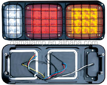 12V /24V LED TAIL LAMP for truck