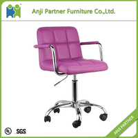 Customized brand partner furniture 4 legs office chair manufacturer(Jimmy)
