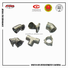 Pipe fittings coupling 316 304 welding pipe stainless steel casting
