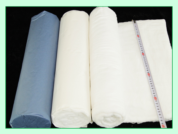 Wholesale absorbent OEM 100% cotton medical gauze with cotton roll with good quality