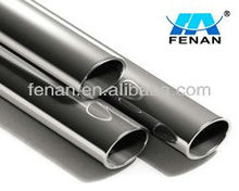Fenan 201 304 316 stainless teel welded pipes/tubes