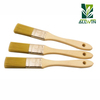 high quality bristle paint brush with wooden handle