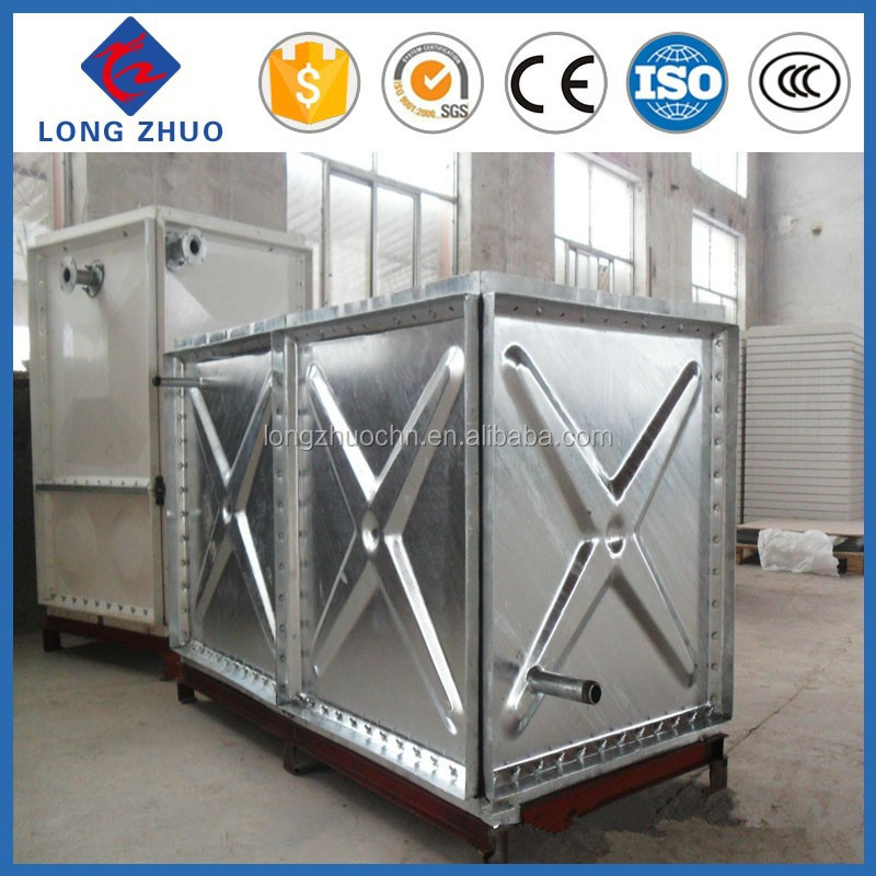 1m3~5000m3 Galvanized steel water tanks, Water storage tank with high quality