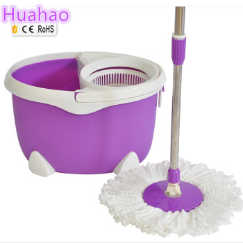 New stainless steel 360 magic mop bucket