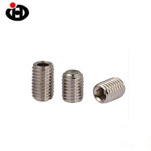 High Quality Cup Point Hex Socket Set Screw Aluminum Set Screw