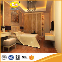 Solid Wood Hotel Villa Furniture From