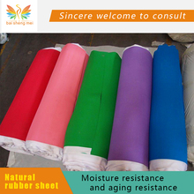 natural rubber raw material manufactory wholesale Anti slip thin custom yoga rolls semi-finished product