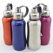 Stainless Steel Water Bottle Vacuum insulated water bottle with filter