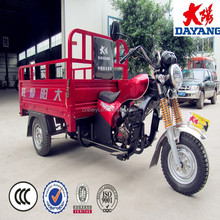 kenya 4 stroke tuk tuk made in china cabin cargo tricycle passengers with cabin with CCC certificate