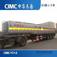 CIMC Highway or Off Road Tanker