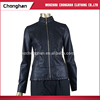 Chonghan 2018 Newest Winter Fashion Custom Pu Leather Woman Jackets