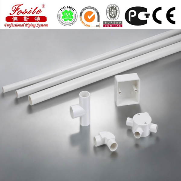 made in china high quality <strong>pvc</strong> pipe, 20mm <strong>pvc</strong> conduit