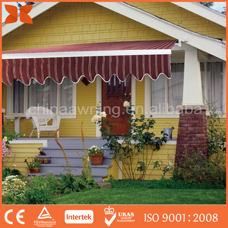 Wholesale high quality electric garden patio awning canopy