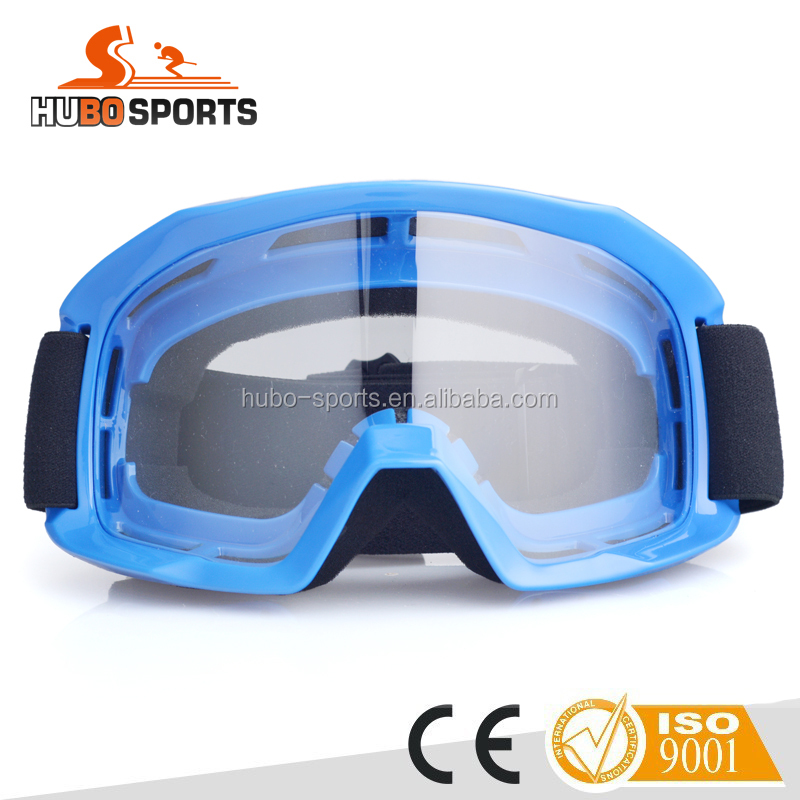 Windproof hot sale style HUBO SPORTS cheap clear lens motorcycle eyewear