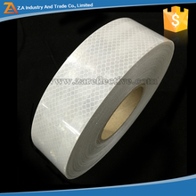 Road Traffic Signs Reflective Tape, Clear Reflective Plastic Material