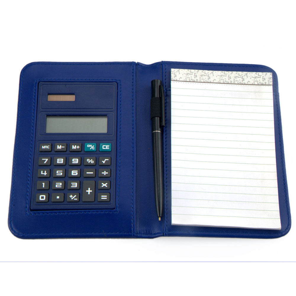 New Diary Notebook Calculator Pocket Wallet Calculator