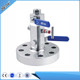 stainless steel double block and bleed valve /DBB valve/Monoflange valve