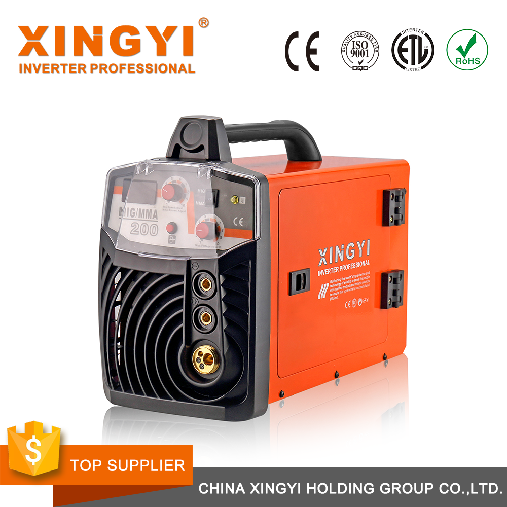 Popular soldadura dragon weld nbc 250 igbt pulse argon mag mig inverter welding machine