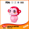 Factory Manufacture Monkey Plastic Money Bank