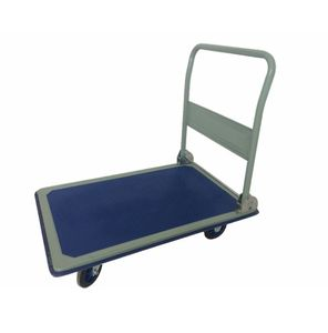 Heavy load capacity hand platform trolley made in china