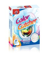 Factory supplier dyes catcher/capture/grabber sheets to avoid color runs in your washing