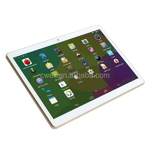 PS-KT096H 9.6 inch Cheap china android tablet 1GB RAM 16GB ROM 3G tablet pc with flashlight