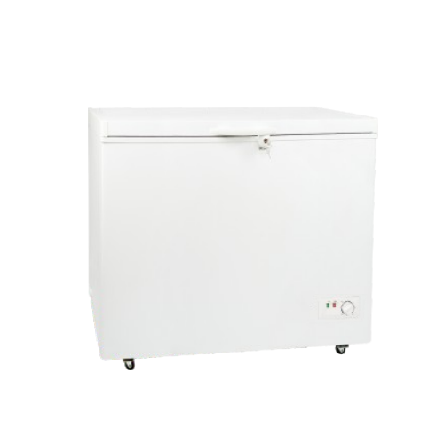 double Top Foaming Door Freezer deep freezer with lock BD-238