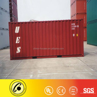 20 foot shipping container brand new wholesale shipping container in China