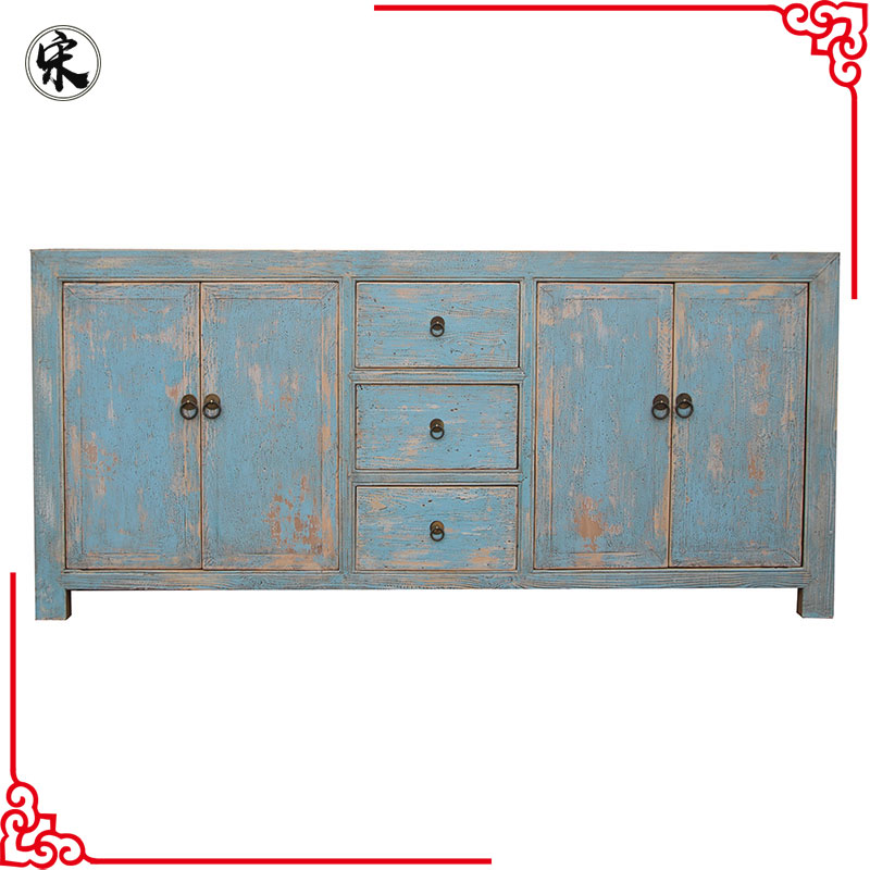 Oriental reproduction shabby chic furniture, vintage furniture China for wholesale
