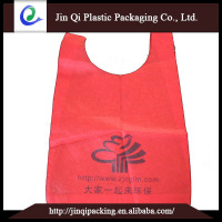 factory direct sales JQAL14566 internal handle non woven bag with pe board